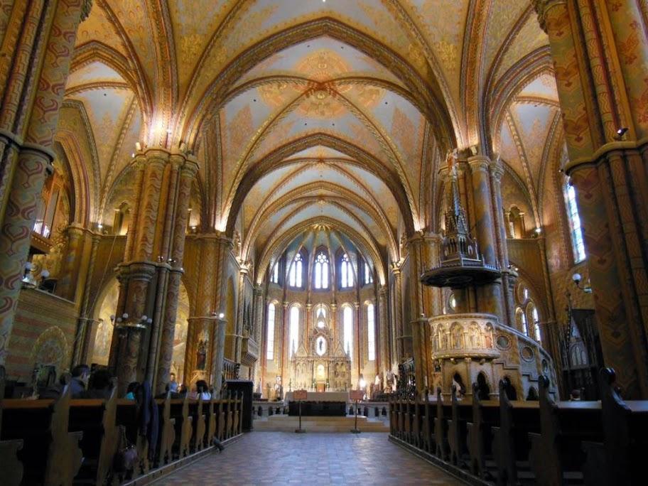 La Iglesia de Matías