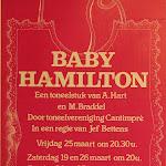 1988 - Baby Hamilton