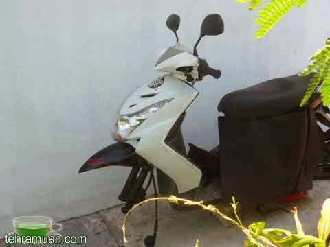 motosikal ego