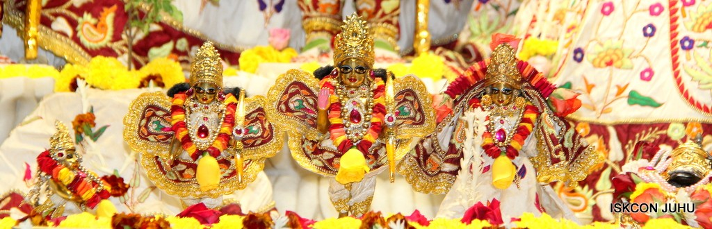 ISKCON Juhu Sringar Deity Darshan on 2nd Jan 2017 (29)