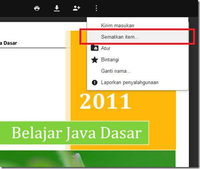 embed PDF Blogger 15