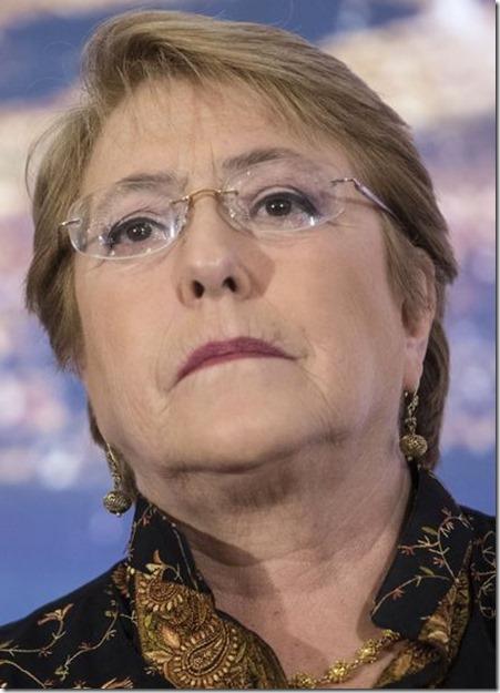 Bachelet von Bloomberg