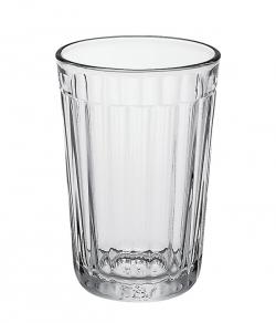 Briaunota stiklinė