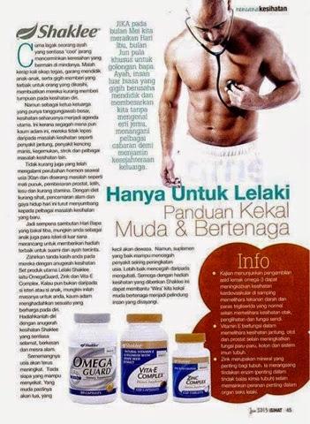 set vitamin untuk lelaki