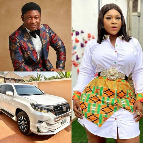 Campaign Of Calumny: How President Of Belema Oil Was Wrongly Linked With Actress New Car, As Gossip Blogger Refers Him as The Sack MD, sd news blog, entertainment news, destiny etiko saga,