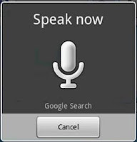 Google Voice Search Bahasa Indonesia