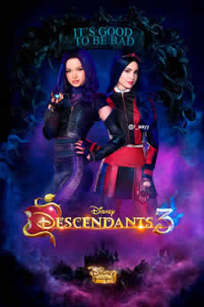 capa Descendentes 3