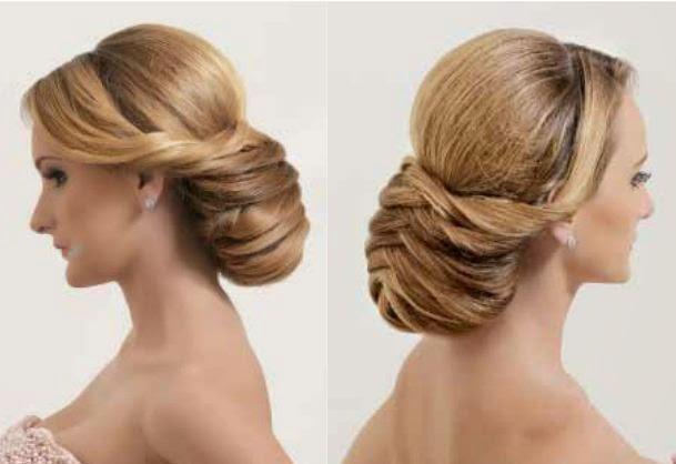Recogidos Para Pelo Largo Y Liso Awesome Originales Peinados Con - Ver-recogidos-de-pelo