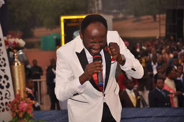 Image result for apostle suleman johnson biography