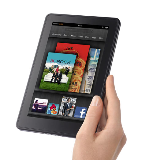 Kindle Fire - Amazon