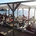 CABAN Tomorrowland at Hayama beach near Tokyo in Hayama, Kanagawa, Japan