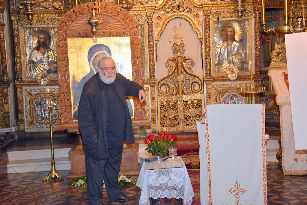 Sorin Dumitrescu la Sf. Silvestru despre Inviere 043