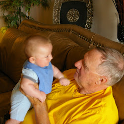 Spencer w/ Pappy