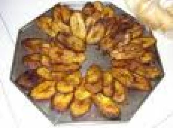 Fried Fragrant Bananas Recipe