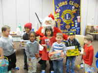 2014 Silent Children's Christmas Party