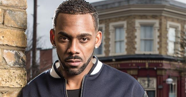 Richard Blackwood admits to being 'hurt' by EastEnders exit