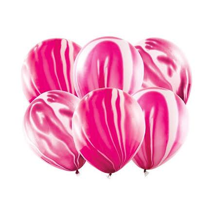 Ballonger - Marmor rosa