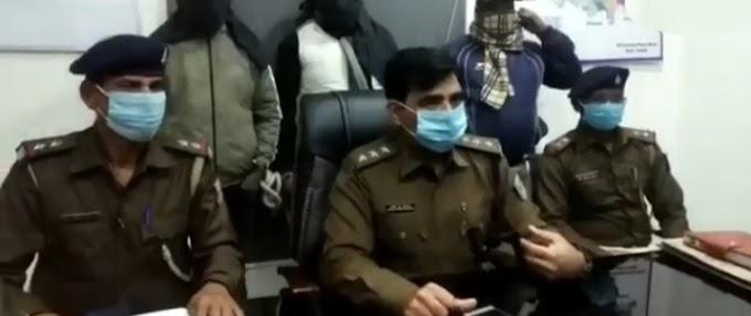 Deoghar: देवघर पुलिस ने 12 घंटे के अंदर पर्दाफाश किया टोल टैक्स कर्मी से लूट का मामला, दो गिरफ्तार