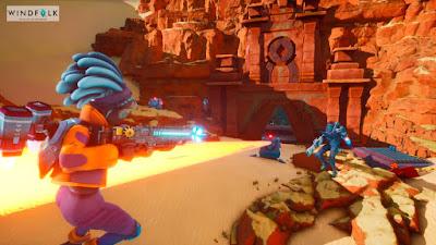 El juego español Windfolk ya está disponible en exclusiva para PlayStation