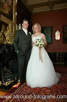 Bruidsreportage (Trouwfotograaf) - Foto van bruidspaar - 035