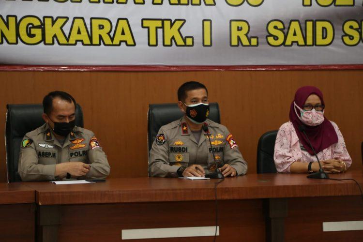 DVI Polri Kembali Identifikasi Korban Sriwijaya Air : Total Sudah 49 Orang
