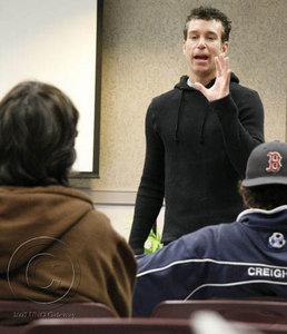 David Wygant At Seminar, David Wygant
