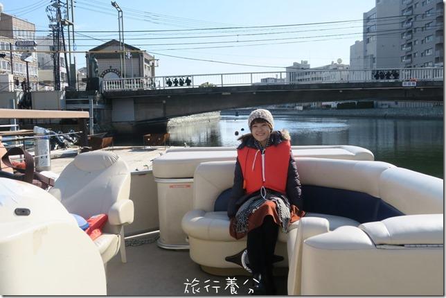 四國德島 葫蘆島周遊船 新町川水際公園 (7)