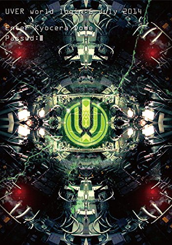 [TV-SHOW] UVERworld LIVE at KYOCERA DOME OSAKA (2015.04.15/DVDISO/42.5GB)