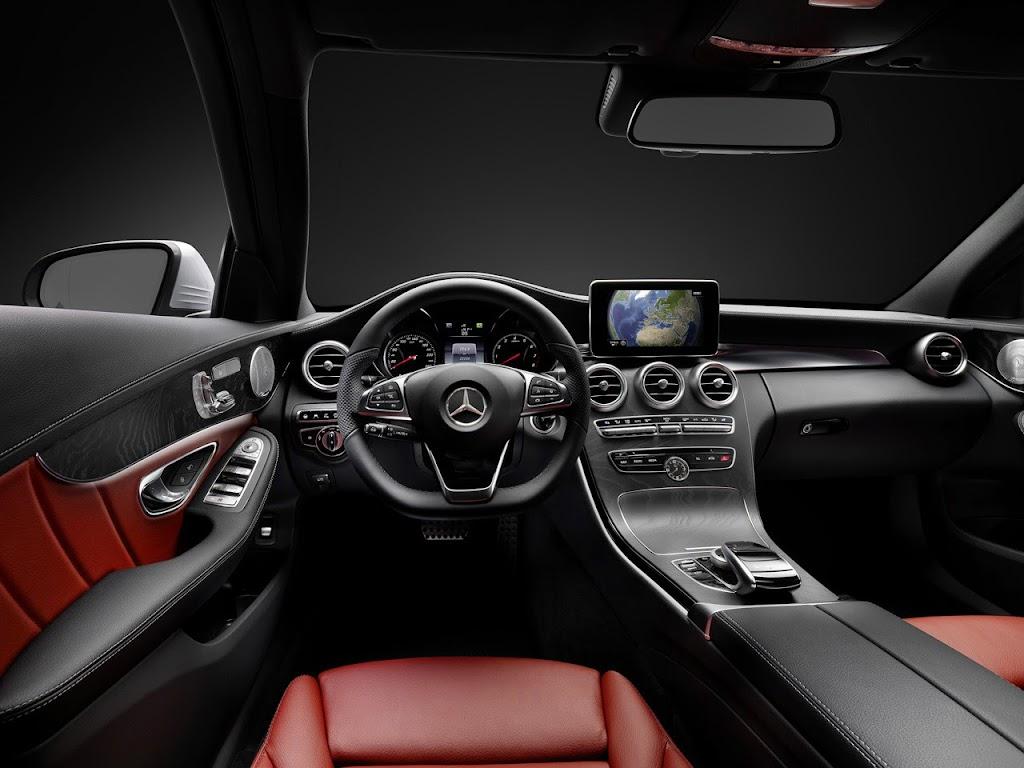 2015 Mercedes Benz C-Class 9