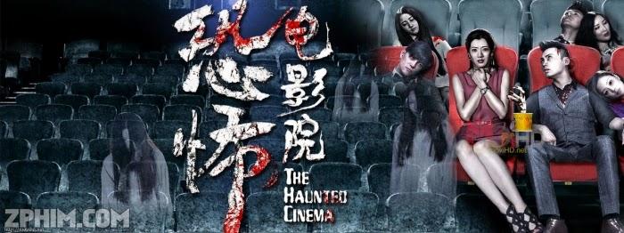Ảnh trong phim Rạp Chiếu Phim Ma Ám - The Haunted Cinema 1