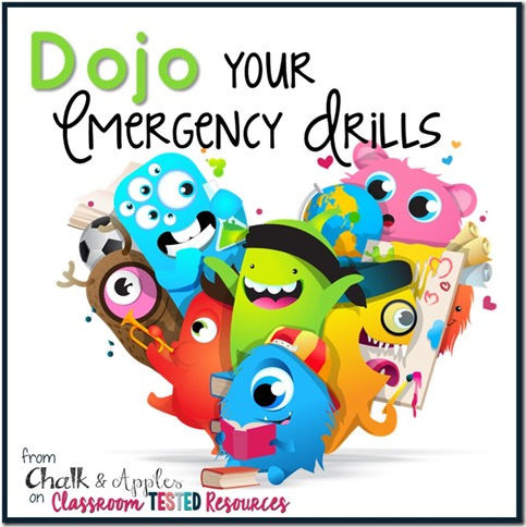 Dojo Emergency Drills