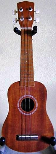 Hohner mij 1970's soprano ukulele