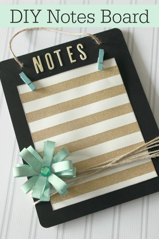 DIY-Notes-Board