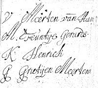 Ham, Hen(d)rick van der doop 28-10-1677 Ameide.jpg