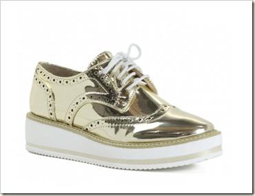 Sapatos Metalizados Xti