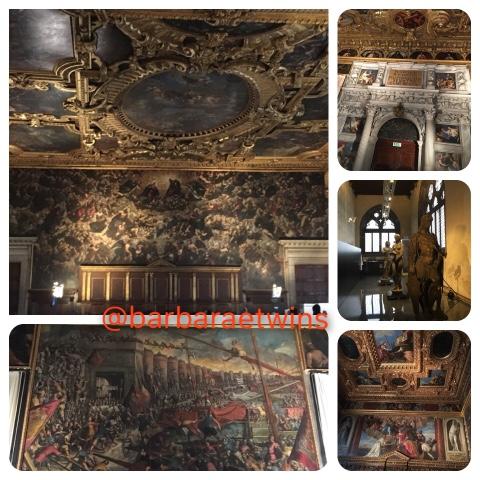 venezia interno palazzo ducale