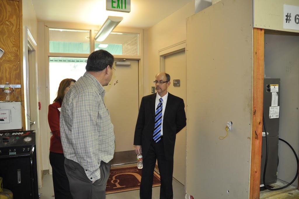 U of A System President Dr. Donald Bobbitt Visit - DSC_0275.JPG