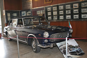 Lancia Popemobile