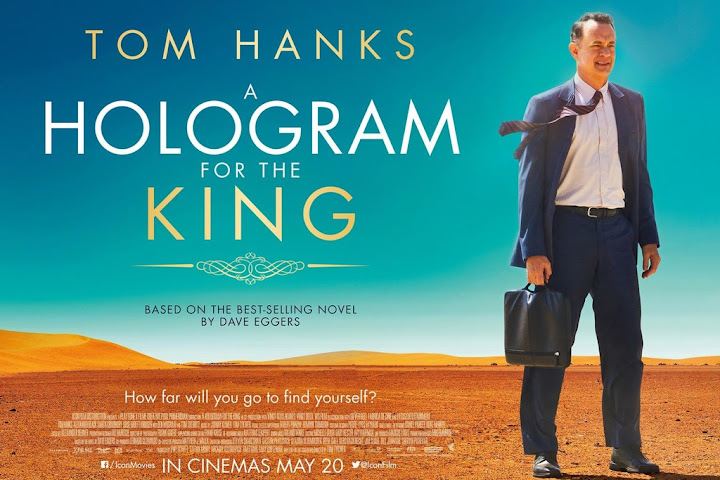 Ένα Ολόγραμμα για τον βασιλιά (A Hologram for the King) Wallpaper