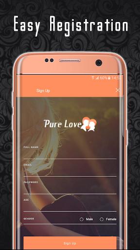 Adult Dating - Pure Love 1.4 screenshots 4