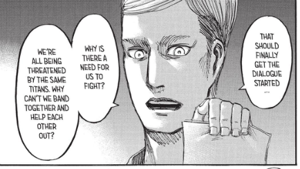 Attack on Titan Chapter 56 Image 3