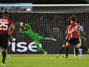 Rashford Superb Free Kick Put Man Utd Ahead of Celta Vigo
