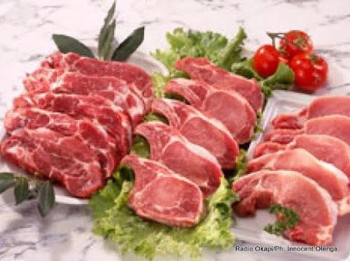 C tes de porc poil s sauce petits l gumes radio okapi - Cuisiner des cotes de porc ...