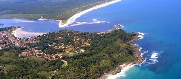 Férias em Itacaré, Bahia, Brasil