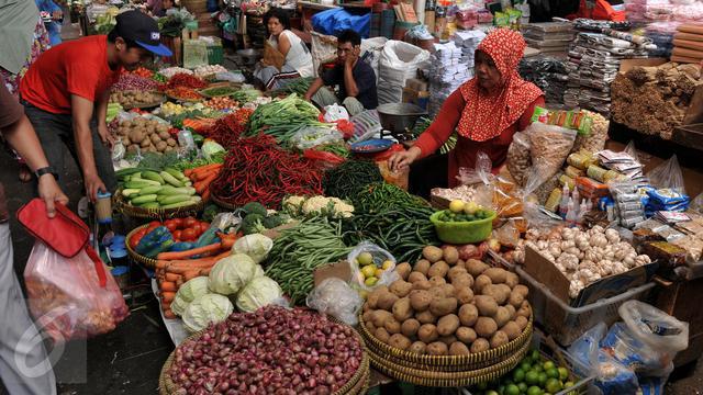 Dekati Ramadan, Beberapa Sembako Mulai Merangkak Naik