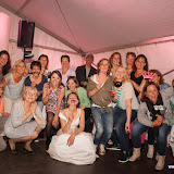 Bruiloft Geartsje en Sietse feesttent Nij beets