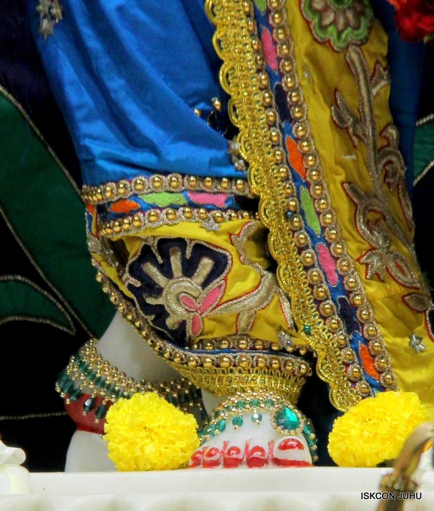 ISKCON Juhu Sringar Deity Darshan 22 Nov 2016 (45)