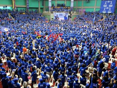 '60,000 jentera BN siap siaga tangkis fitnah pembangkang'