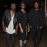 OIC - ENTSIMAGES.COM - Rough Copy Boy Band at the Candy Clothing - launch party  23rd June 2015 Photo Mobis Photos/OIC 0203 174 1069