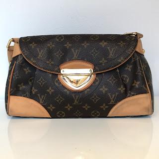 Louis Vuitton Beverly MM Shoulder Bag